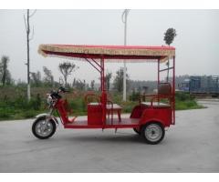 Electric Rickshaw Manufacturer & Supplier Bharuch